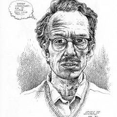 13 GREAT SKETCHES: An R. CRUMB Birthday Retrospective