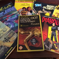 COMICS: ITALIAN STYLE — For the Love of Giallo