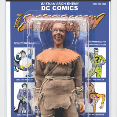 EXCLUSIVE! Here's the First-Ever SCARECROW Mego