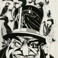 The KELLEY JONES Interviews: From RED RAIN to BATMAN Every Month
