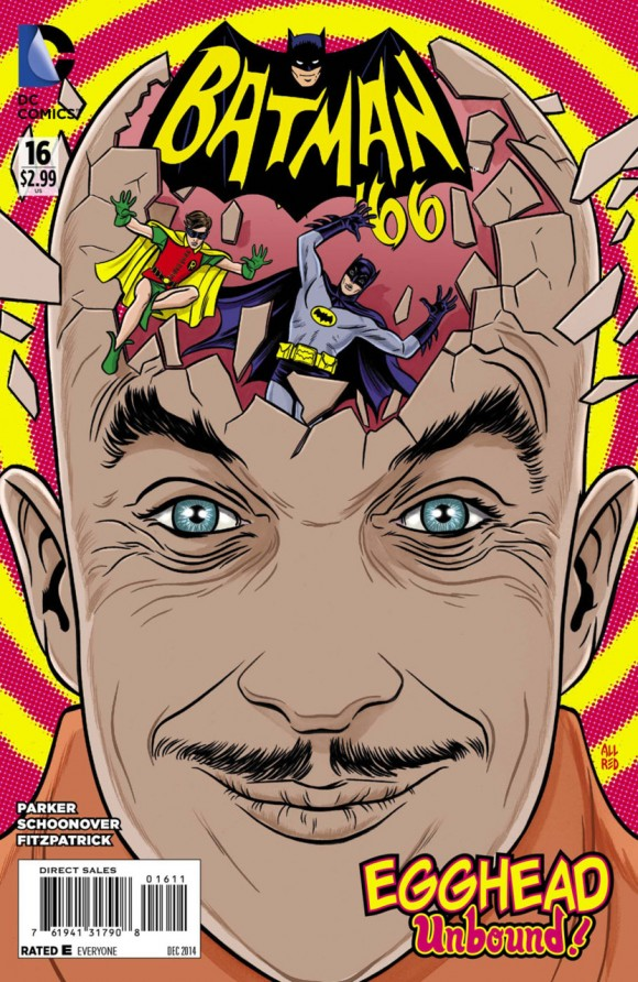 Mike Allred cover