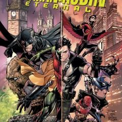 BATBOOK OF THE WEEK: Batman and Robin Eternal #1