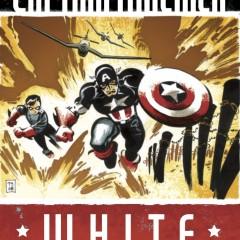 EXCLUSIVE Preview — CAPTAIN AMERICA: WHITE #3