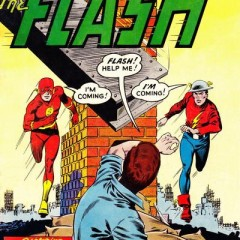 13 COVERS: The Flash of Two Worlds