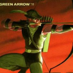 13 COVERS: Now, He's GREEN ARROW