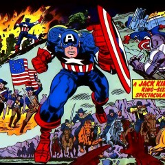 CAP 'N' JACK: A New Way of Looking at Kirby's Captain America