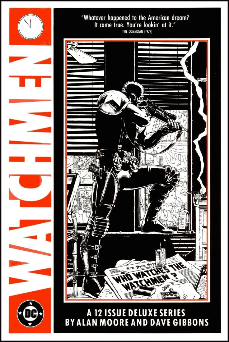 watchmen vs dark knight The joker, the madman anarchist who murders and steals just to watch the world  burn, vs the comedian, the ruthless, cynical, and nihilistic soldier who fought.
