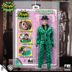 FIRST LOOK! Gorshin GREEN SUIT RIDDLER Figure Revealed