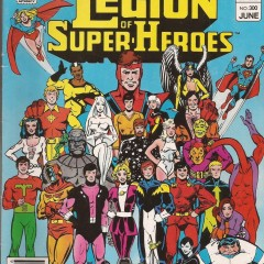 LONG LIVE THE LEGION! Back to the Future With Paul Levitz …