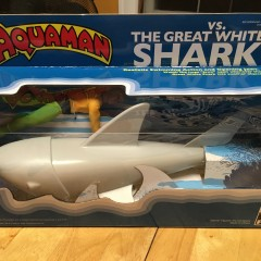 13 QUICK THOUGHTS: FTC's AQUAMAN/SHARK Set is Epically Silly