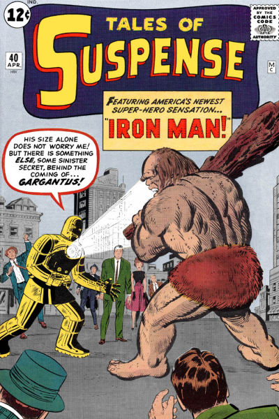 Jack Kirby and Don Heck art