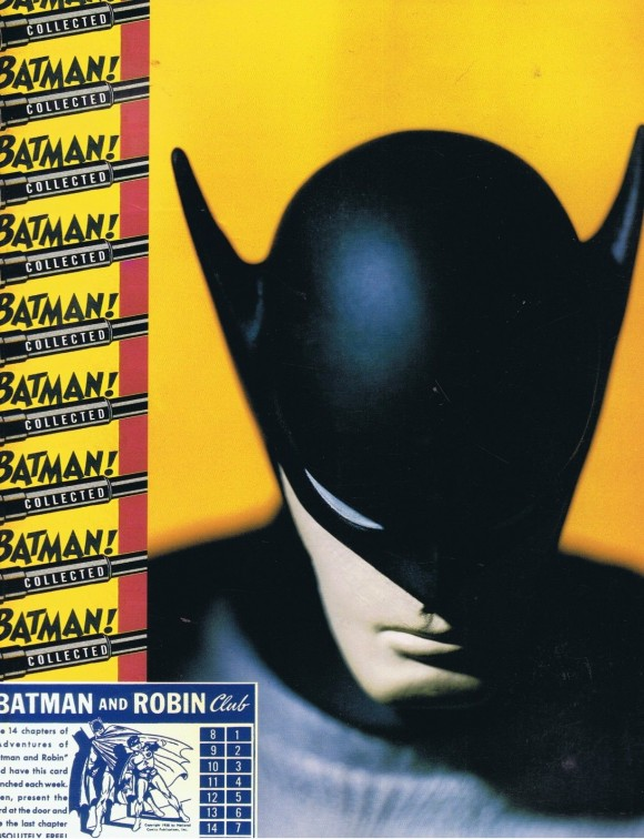 Batman Collected paperback