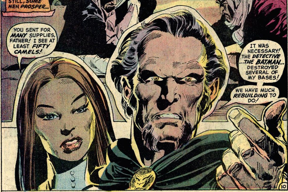 Adams, from Batman #244, reprinted in the special edition above.