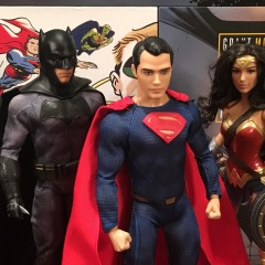 ADVANCE REVIEW: Barbie's BATMAN V. SUPERMAN Trio
