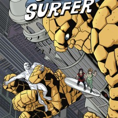 EXCLUSIVE Preview: SILVER SURFER #2