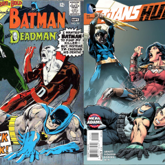 NEAL ADAMS MONTH: Titans Hunt the Hook