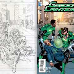 NEAL ADAMS MONTH: Kevin Nowlan, the Second Coming of Dick Giordano