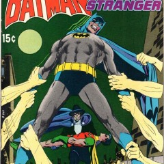 NEAL ADAMS MONTH: Inker Mick Gray Picks His Fave Adams Cover