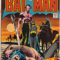 NEAL ADAMS MONTH BONUS: The Majestic Drama of BATMAN #244