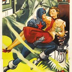 REEL RETRO CINEMA: 1944's CAPTAIN AMERICA Serial
