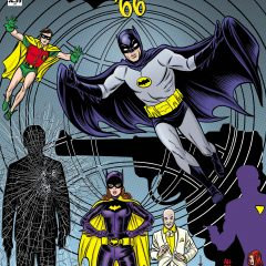 EXCLUSIVE Preview: BATMAN '66 MEETS THE MAN FROM UNCLE #6