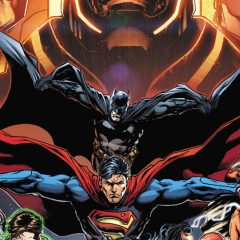 BATBOOK OF THE WEEK: Justice League #50
