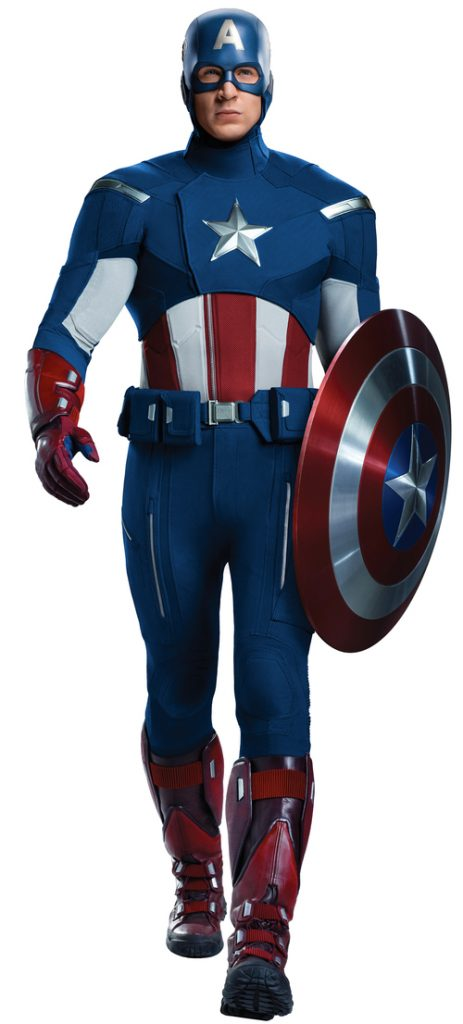 All Eight CAPTAIN AMERICA Costumes — RANKED | 13th ...
