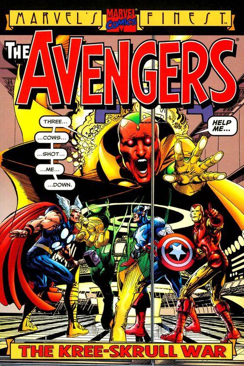 Avengers War Adams