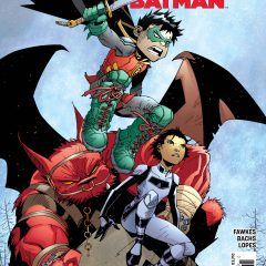 EXCLUSIVE Preview — ROBIN: SON OF BATMAN #13