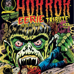 EXCLUSIVE Preview: HAUNTED HORROR #22