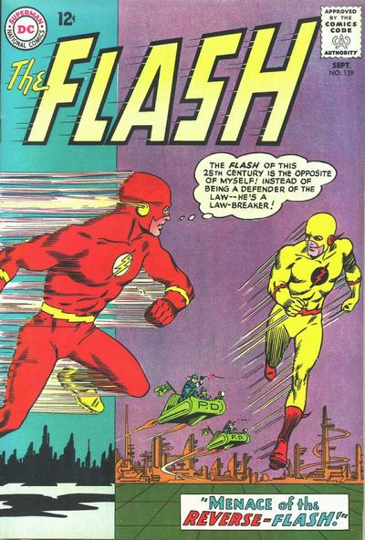 Infantino and Murphy Anderson ... and even Reverse-Flash deserves serious consideration...
