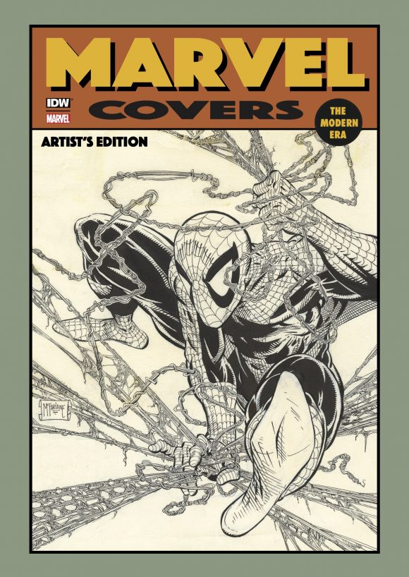 13 Covers A Selection From Idw S Marvel Covers Artist S
