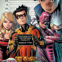 EXCLUSIVE Preview: TEEN TITANS #22