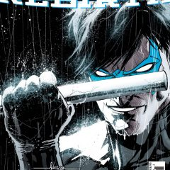 BATBOOK OF THE WEEK — Nightwing: Rebirth #1