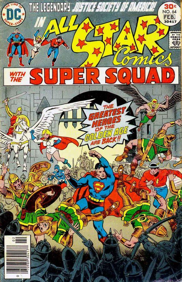 All-Star-Comics-64 WALLY WOOD