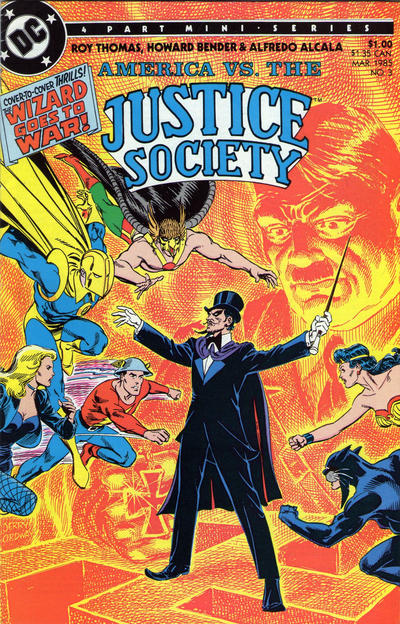 America vs The Justice Society 3