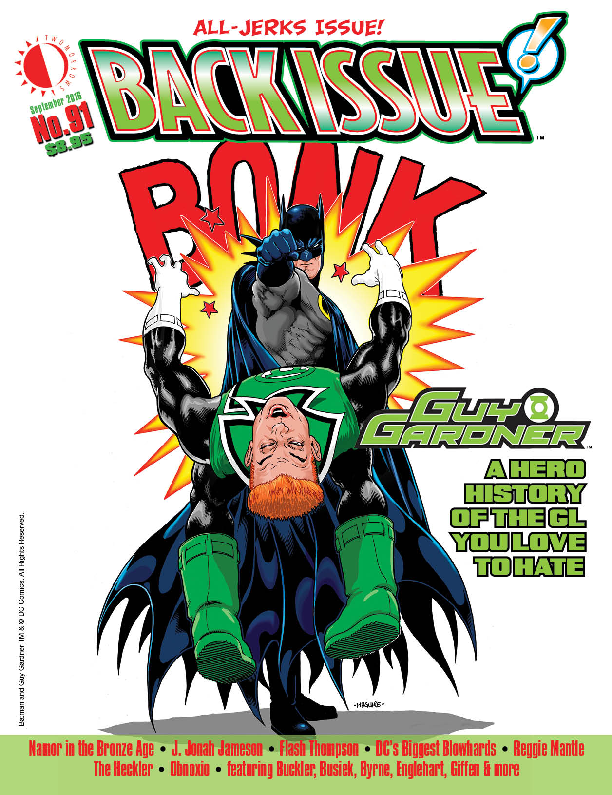 BI #91 cover