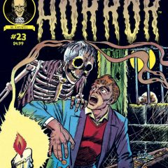 EXCLUSIVE Preview: HAUNTED HORROR #23