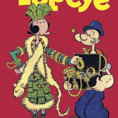 EXCLUSIVE Preview: POPEYE CLASSIC COMICS #49
