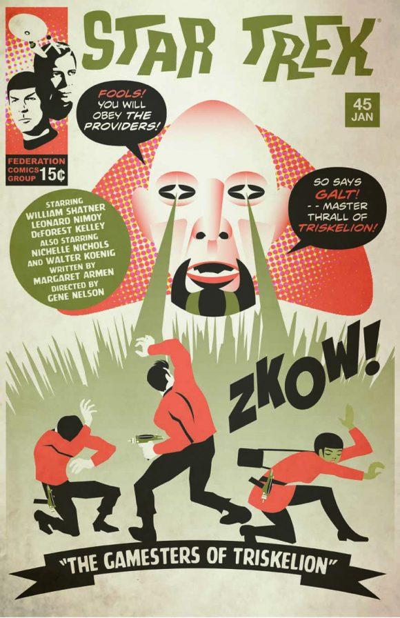One of Juan Ortiz's great episode posters