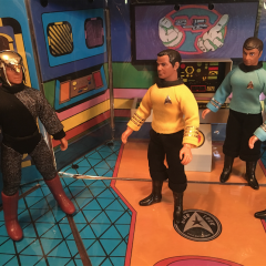 Great STAR TREK Toys: Tomorrow is Yesterday