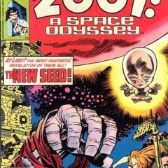 13 COVERS: JACK KIRBY'S Offbeat Bronze Age