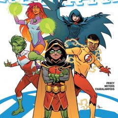 13 QUICK THOUGHTS: Why the TEEN TITANS are the Greatest Team Ever