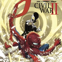 EXCLUSIVE Preview — CIVIL WAR II: AMAZING SPIDER-MAN #4