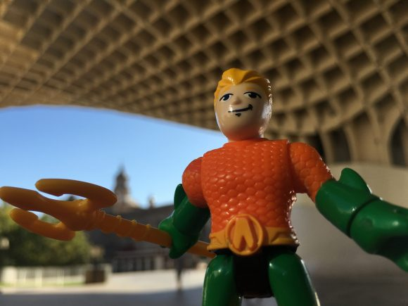 And back to Seville to see the Metropol Parasol!