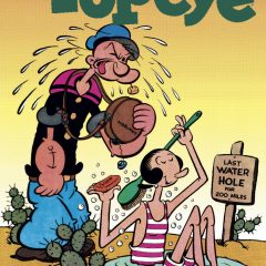EXCLUSIVE Preview: POPEYE CLASSIC COMICS #50