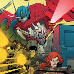 13 THINGS We Learned From IDW's REVOLUTION Reddit AMA
