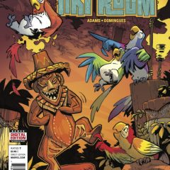 EXCLUSIVE Preview: ENCHANTED TIKI ROOM #1