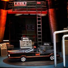 EXCLUSIVE LOOK: Inside Factory's BATCAVE Model