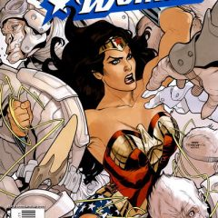 GAIL SIMONE: What WONDER WOMAN Means to Me